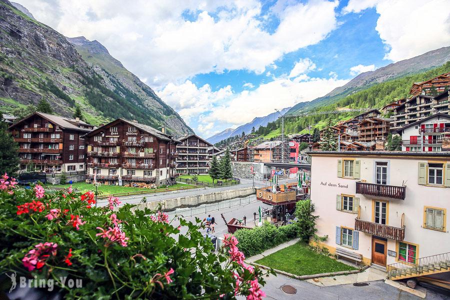 【策馬特住宿推薦】Zermatt Hotel Perren Superior,近纜車站平價山景飯店