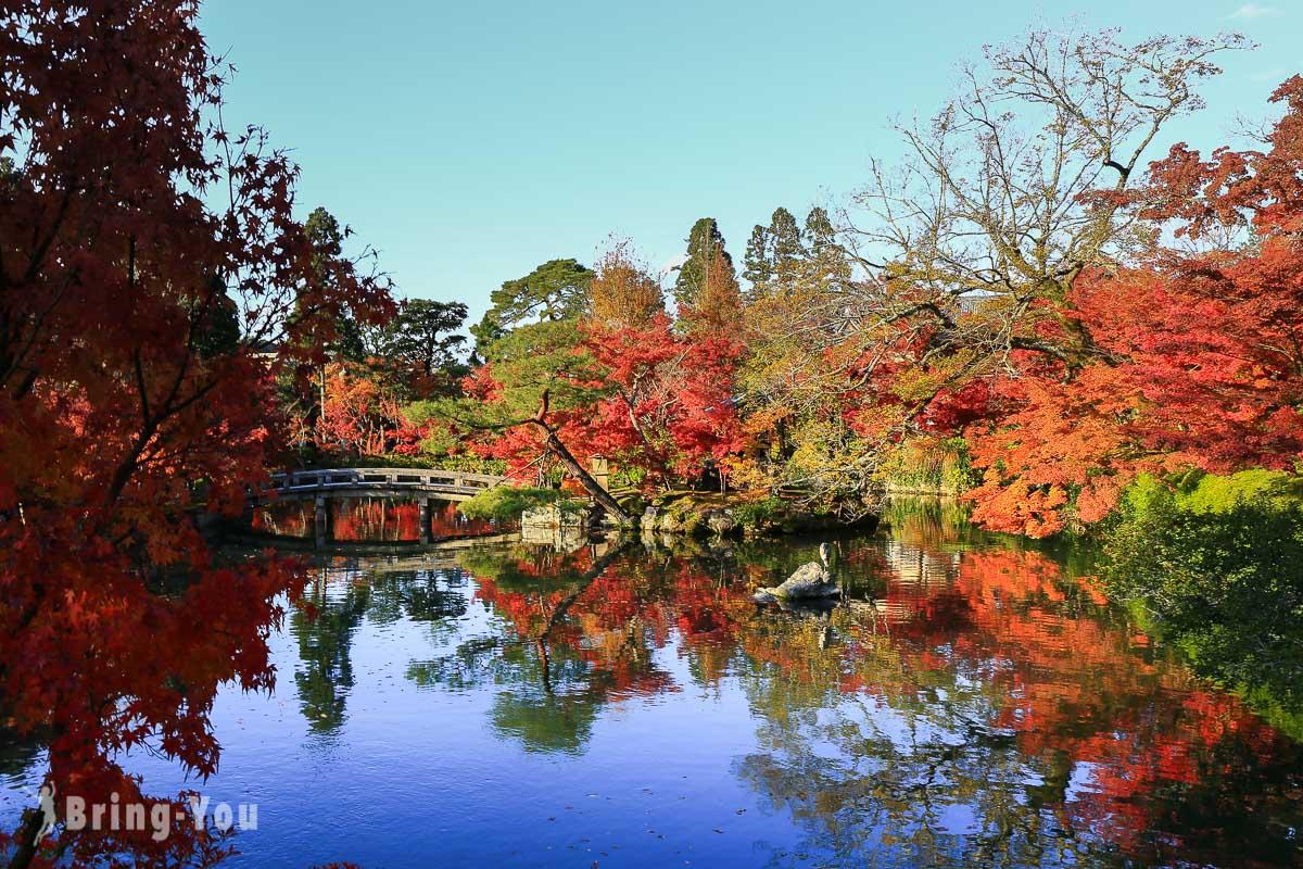 【京都賞楓名所】永觀堂:秋天紅葉絕景,古剎配夜楓,京都最經典的楓葉景點!