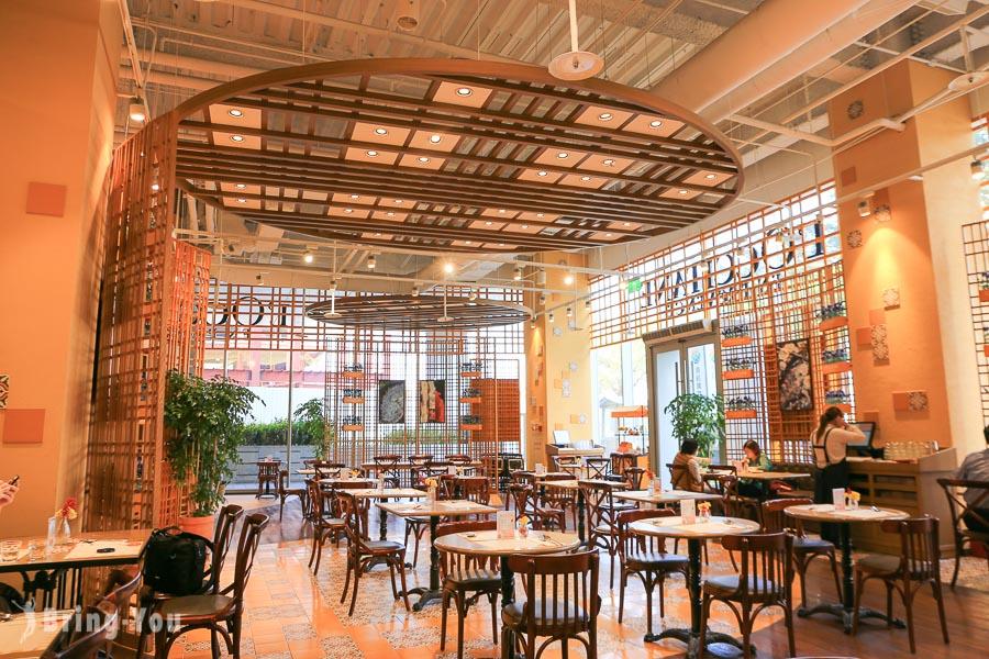 【歐舒丹餐廳】L'OCCITANE Café品味南法風情(台南夢時代下午茶)