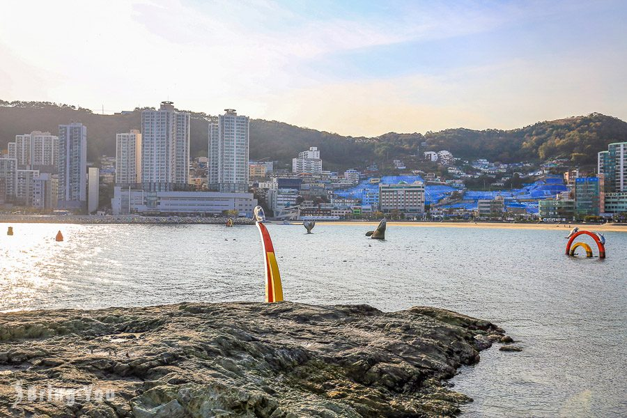 釜山松島海上步道