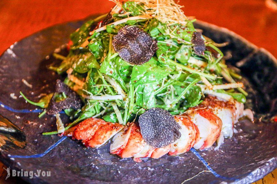 杜拜米其林主廚餐廳 Nobu Restaurants Atlantis The Palm