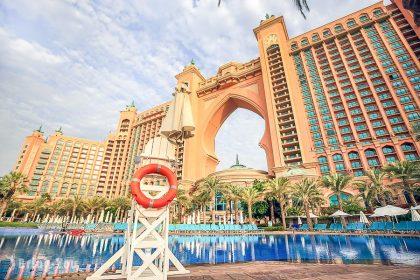 【Atlantis The Palm設施篇】兩天兩夜也不夠玩的杜拜棕櫚島亞特蘭蒂斯飯店
