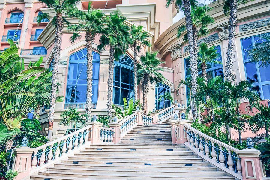 杜拜棕櫚島亞特蘭蒂斯飯店Atlantis The Palm
