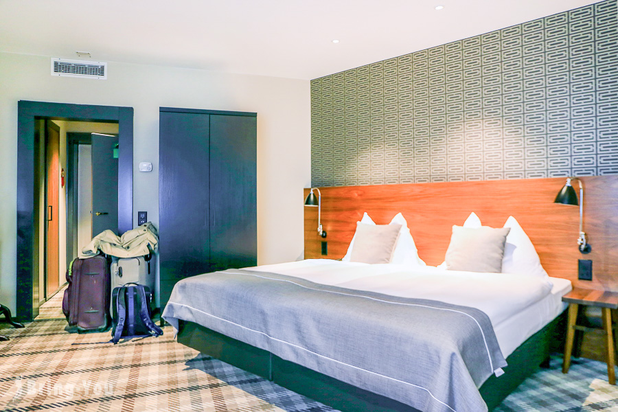 【蘇黎世住宿選擇建議】Hotel City Zurich Design,蘇黎世車站設計感飯店推薦