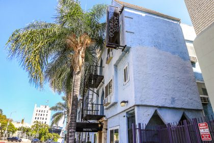 【洛杉磯住宿推薦】Hotel Hollywood:洛杉磯市區平價飯店(近好萊塢、環球影城)