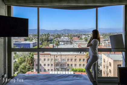 【洛杉磯市中心住宿推薦】Line Hotel:名人網美時尚出沒的韓國城絕景飯店