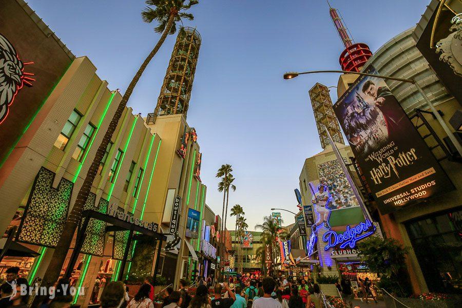 好萊塢環球影城