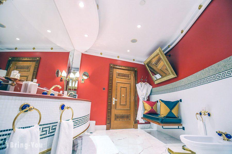 杜拜帆船飯店Burj Al Arab