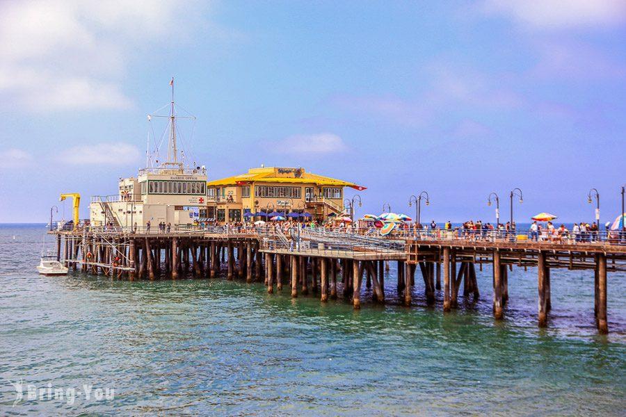 加州洛杉磯景點