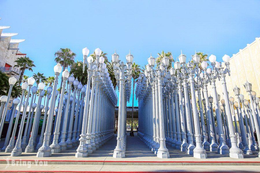 洛杉磯自由行
