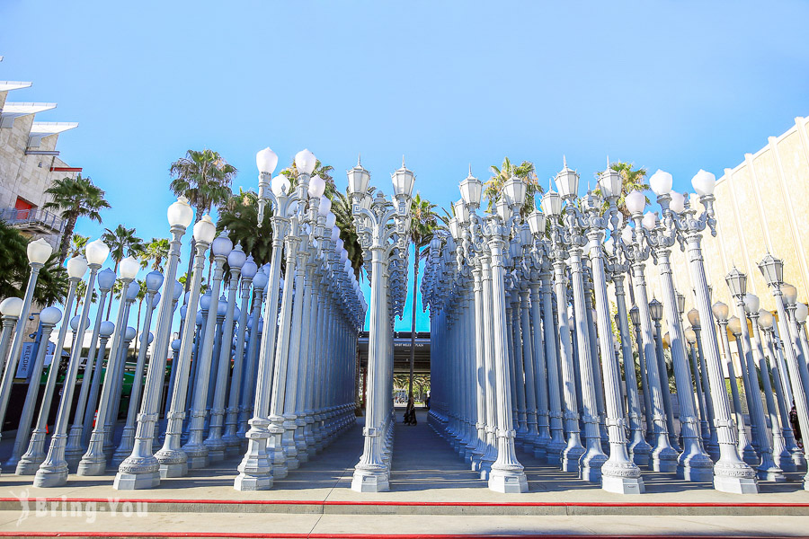 【洛杉磯】The Grove 歐風購物中心、農夫市集 Farmers Market、洛杉磯郡立美術館打卡、逛街攻略