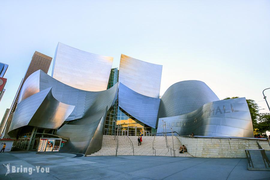 【洛杉磯市中心區景點】華特迪士尼音樂廳、中央市場、中國城、聯合車站、墨西哥移民區「奧維拉街」攻略