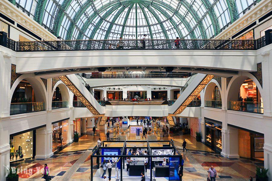 杜拜阿聯酋購物中心