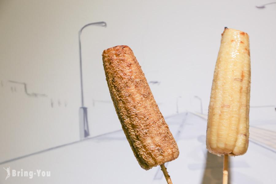 【台南中西區小吃】保安路石頭鄉悶烤香味玉米:宵夜涮嘴美食