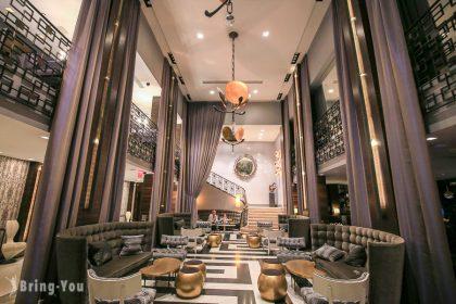 【紐約住宿推薦】中央公園旁精品飯店:帝國酒店 Empire Hotel NY