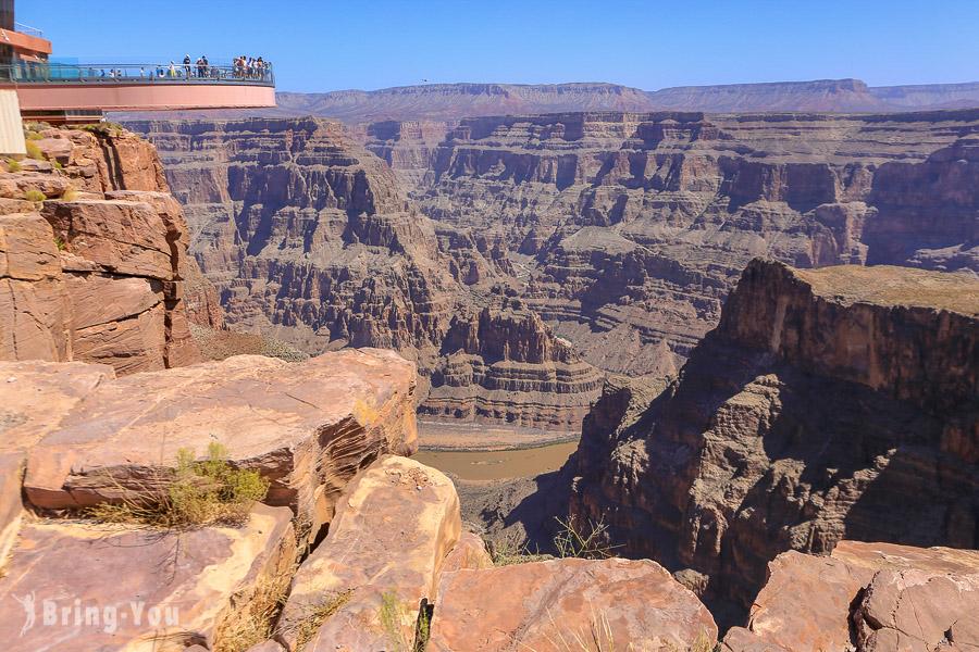 【美西國家公園】大峽谷西緣一日遊 Grand Canyon West:KKday跟團攻略