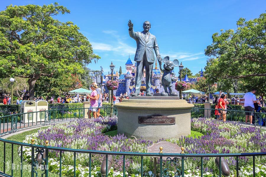 加州迪士尼樂園