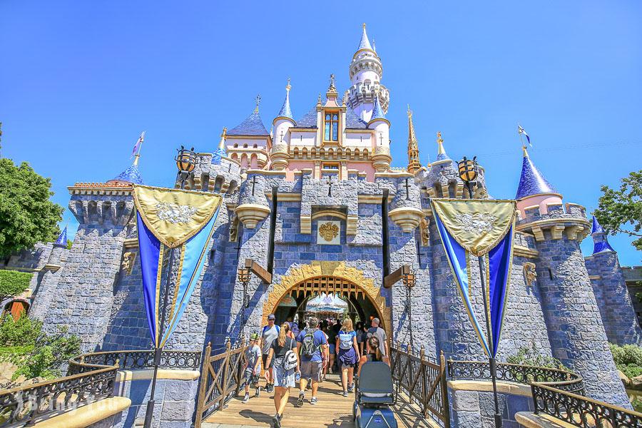 【美國】加州迪士尼樂園門票、好玩設施、住宿一日遊攻略