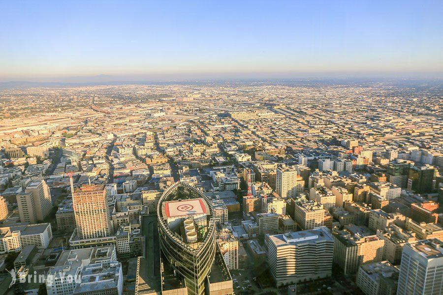 OUE Skyspace Los Angeles 洛杉磯天空觀景台