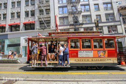 【舊金山自由行攻略】旅遊行前準備、行程安排規劃:交通、住宿推薦