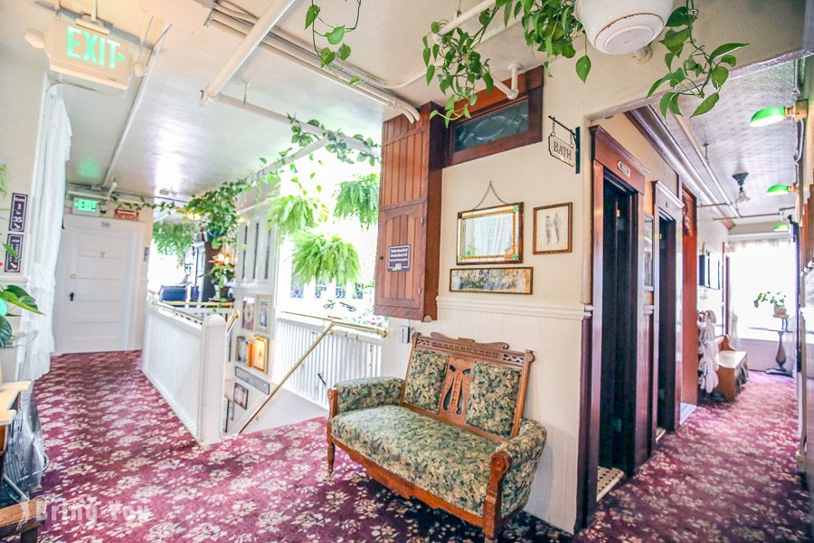 舊金山小義大利住宿飯店San Remo Hotel