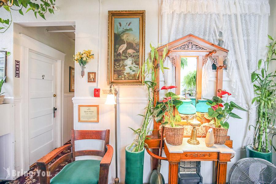 【舊金山住宿推薦】San Remo Hotel:小義大利區鄉村風懷舊飯店
