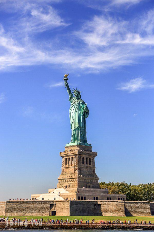 紐約自由女神像