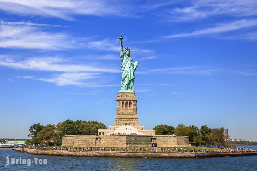 【紐約】自由女神+愛麗絲島Ellis Island 購票及登島攻略