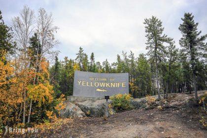 【加拿大】黃刀鎮市區景點:探訪舊城區、飛行員紀念碑深度了解黃刀鎮歷史