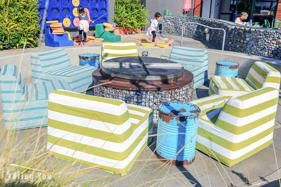 舊金山住宿漁人碼頭北灘Zephyr hotel
