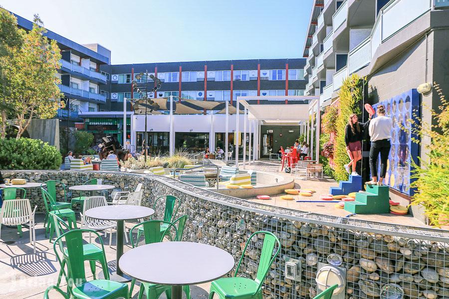 【舊金山住宿推薦】Zephyr hotel,漁人碼頭北灘優質飯店