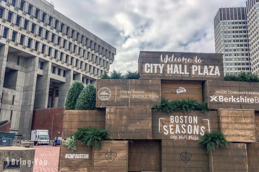 波士頓景點