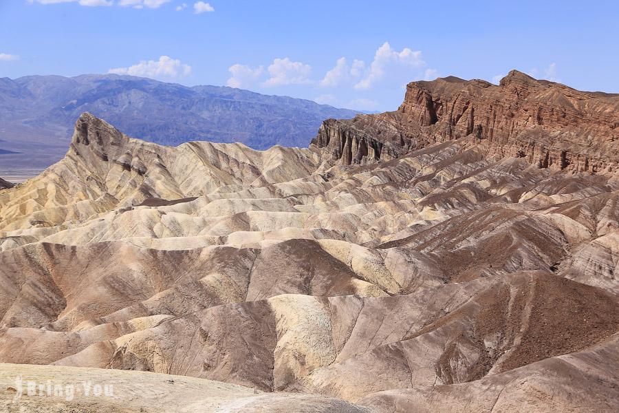 【美國內華達州】死亡谷國家公園一日遊(Death Valley National Park)