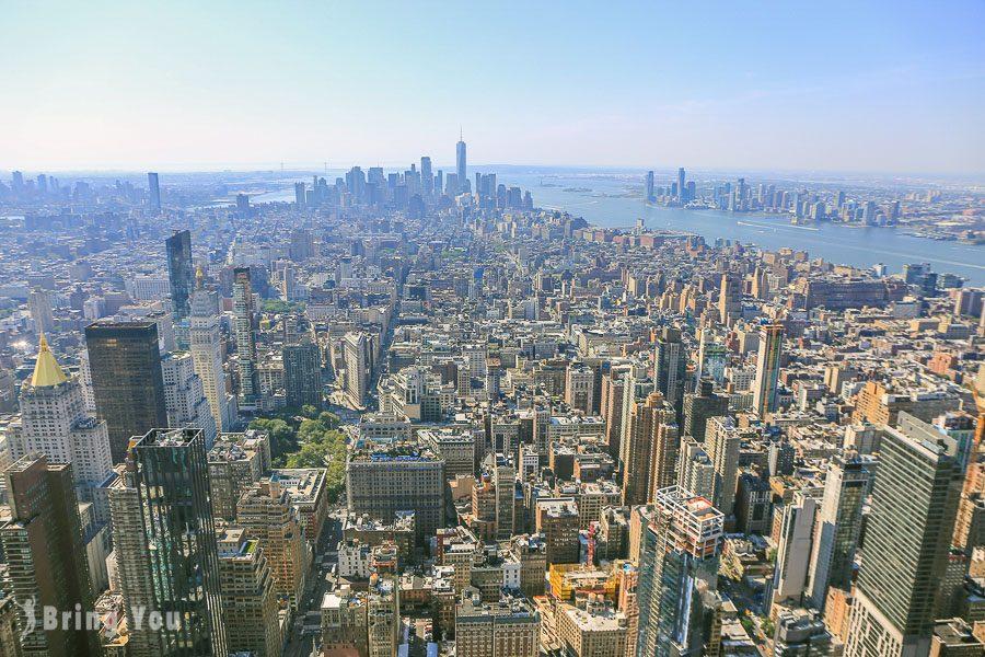 紐約帝國大廈觀景台