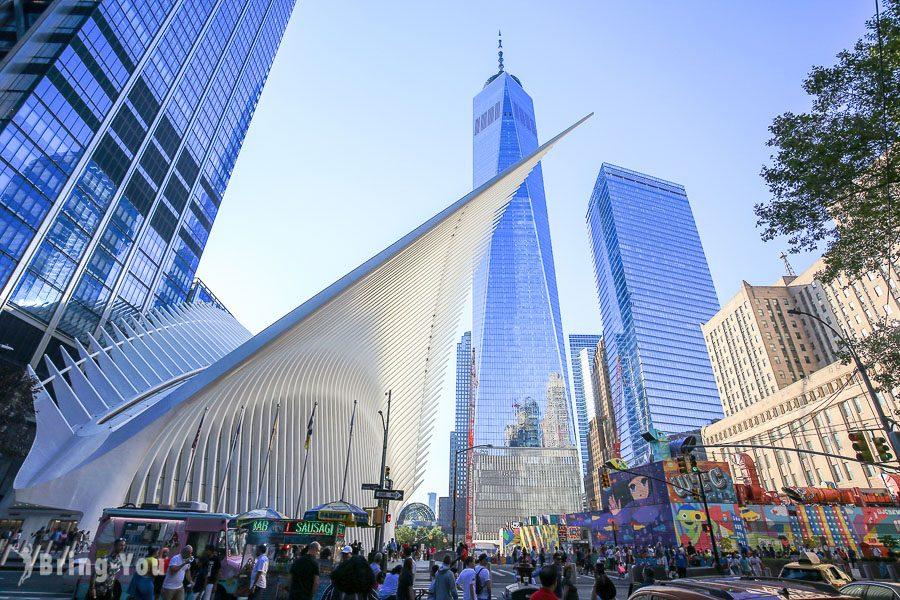 紐約911國家紀念博物館