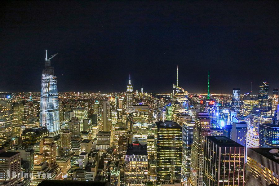 紐約洛克菲勒中心觀景台