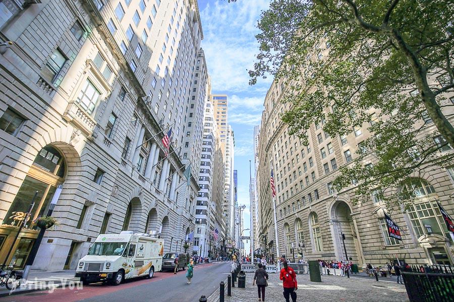 【紐約華爾街金融中心景點】銅牛、三一教堂、世界貿易中心車站Oculus,曼哈頓下城區購物、美食攻略