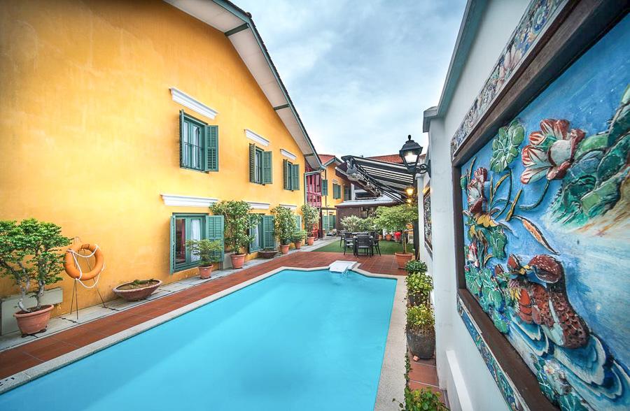 【馬來西亞檳城住宿】10間高評價飯店推薦—鄰近購物中心和觀光景點、娘惹風情設計等、應有盡有!