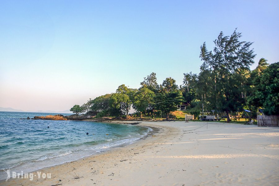 納卡島(Naka Island)