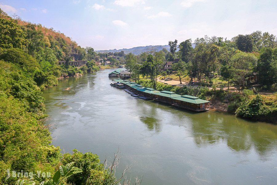 北碧府桂河鐵路