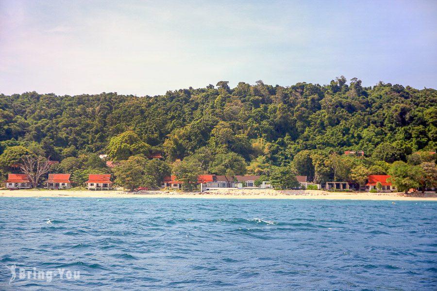 小皇帝島(Racha Noi island)浮潛
