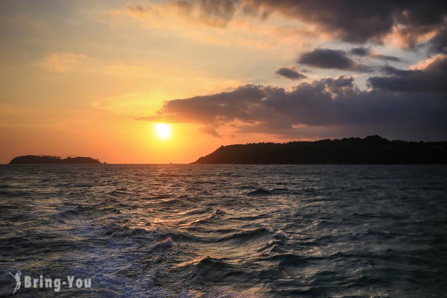 【普吉島跳島】蜜月島浮潛、皇帝島、神仙半島日落遊艇半日遊