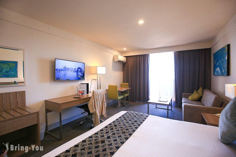 雪梨達令港住宿 Metro Aspire Hotel Sydney
