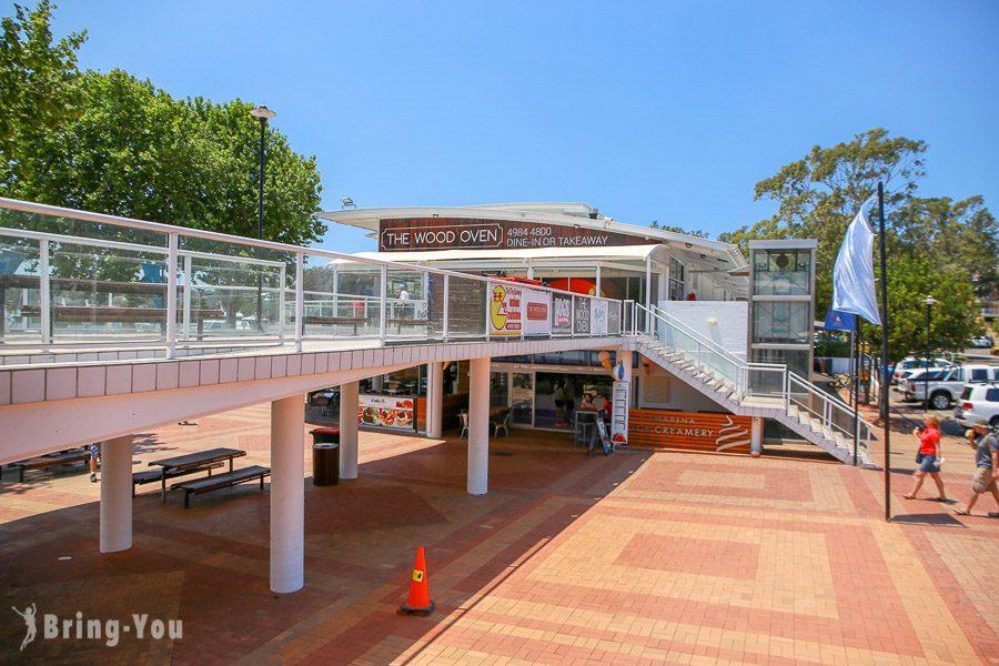 史蒂芬港 Port Stephens
