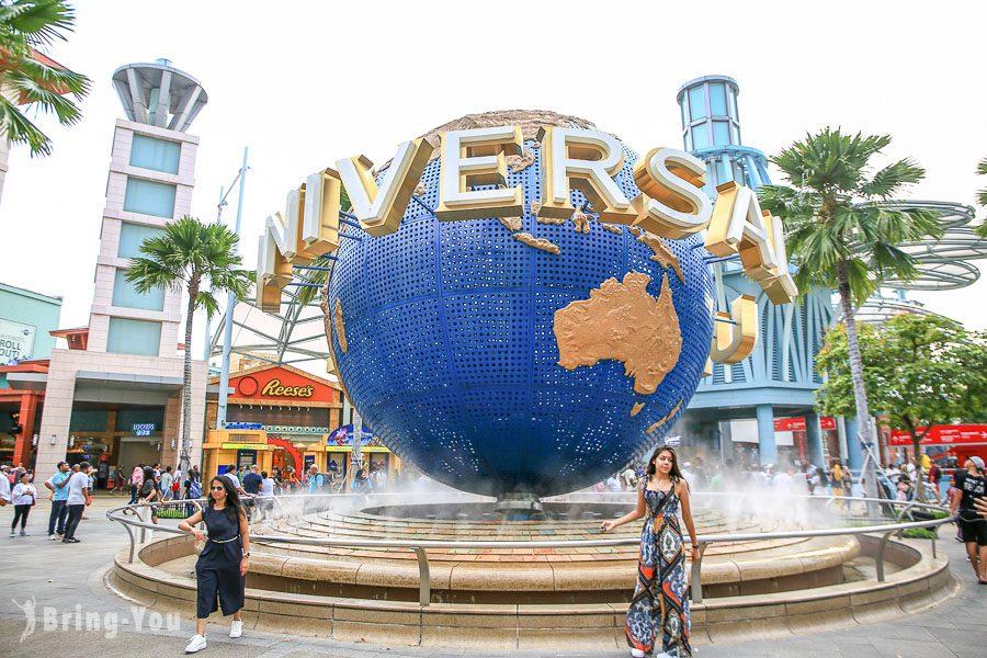 新加坡聖淘沙名勝世界環球影城