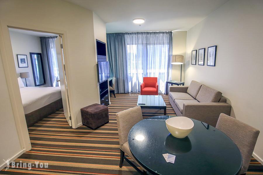 墨爾本飯店