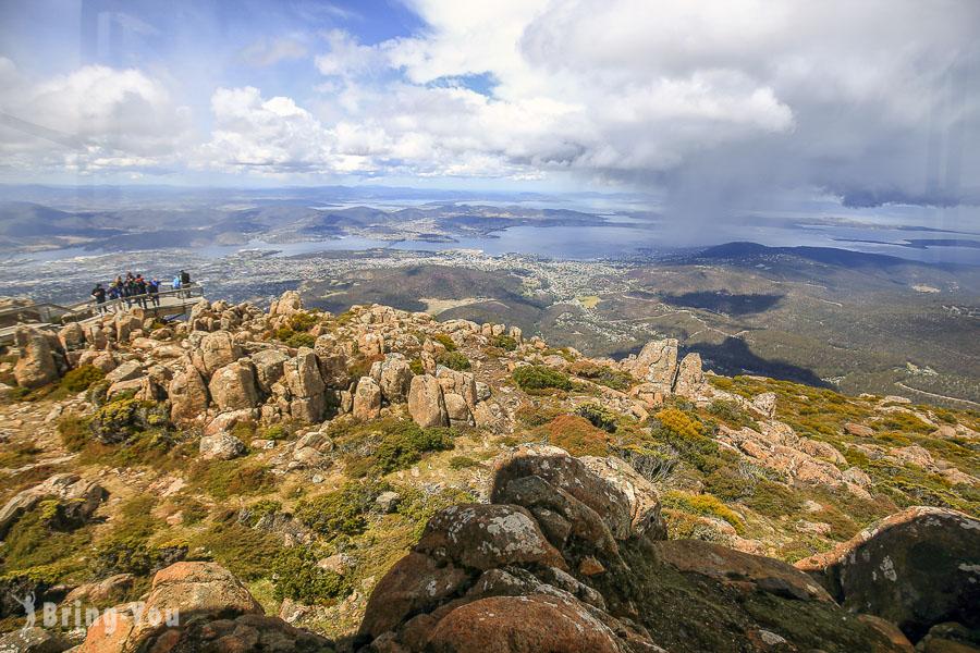 【荷巴特景點】里奇蒙小鎮、Hobart市區薩拉曼卡市集、威靈頓山一日遊