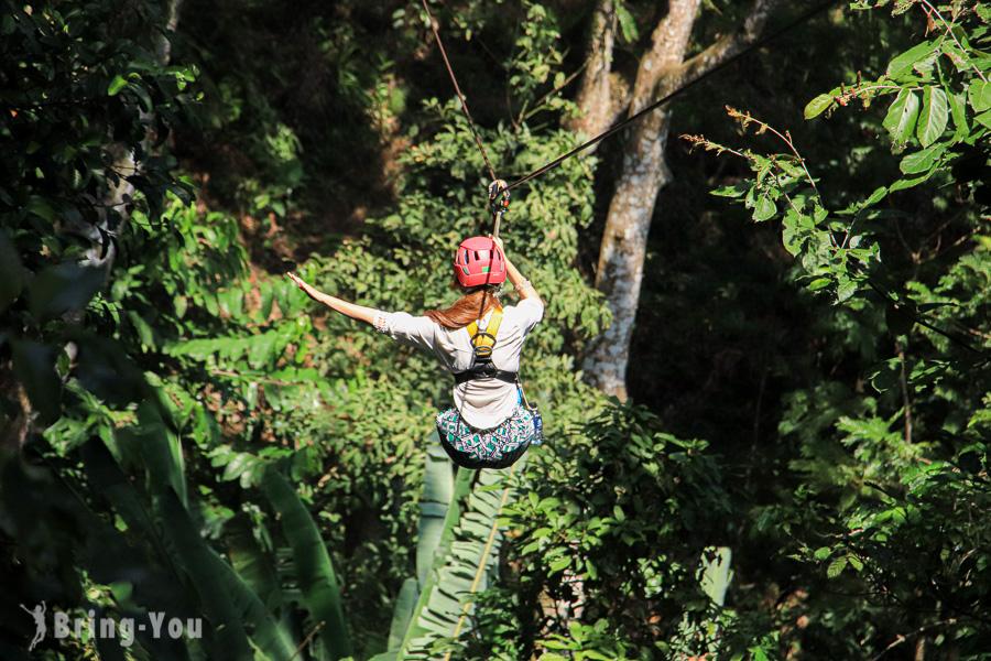 【普吉島飛索體驗】Hanuman World Zipline 叢林飛索,原來不恐怖!