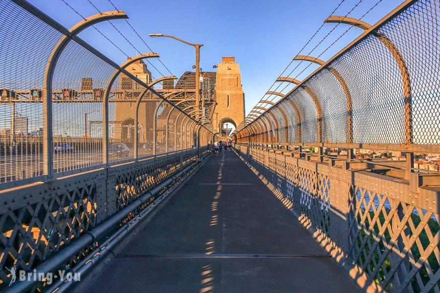 雪梨港灣大橋瞭望台