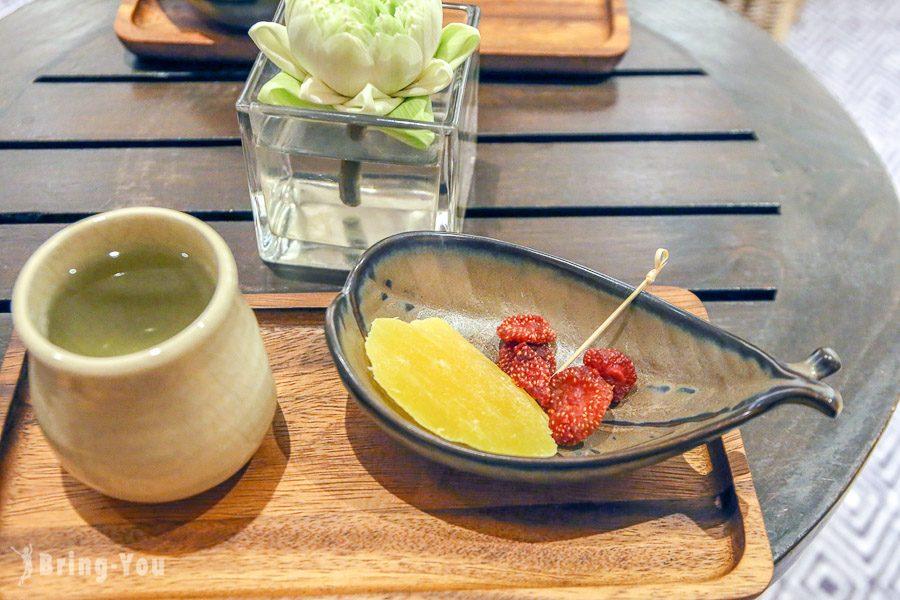 曼谷君悅飯店i.sawan Residential Spa & Club泰式按摩